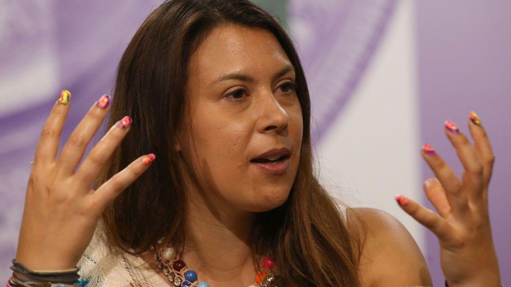 """""""Mi novio todos los días me decía que estaba gorda"""": La tenista Marion Bartoli relata el sufrimiento que vivió con ex pareja"""