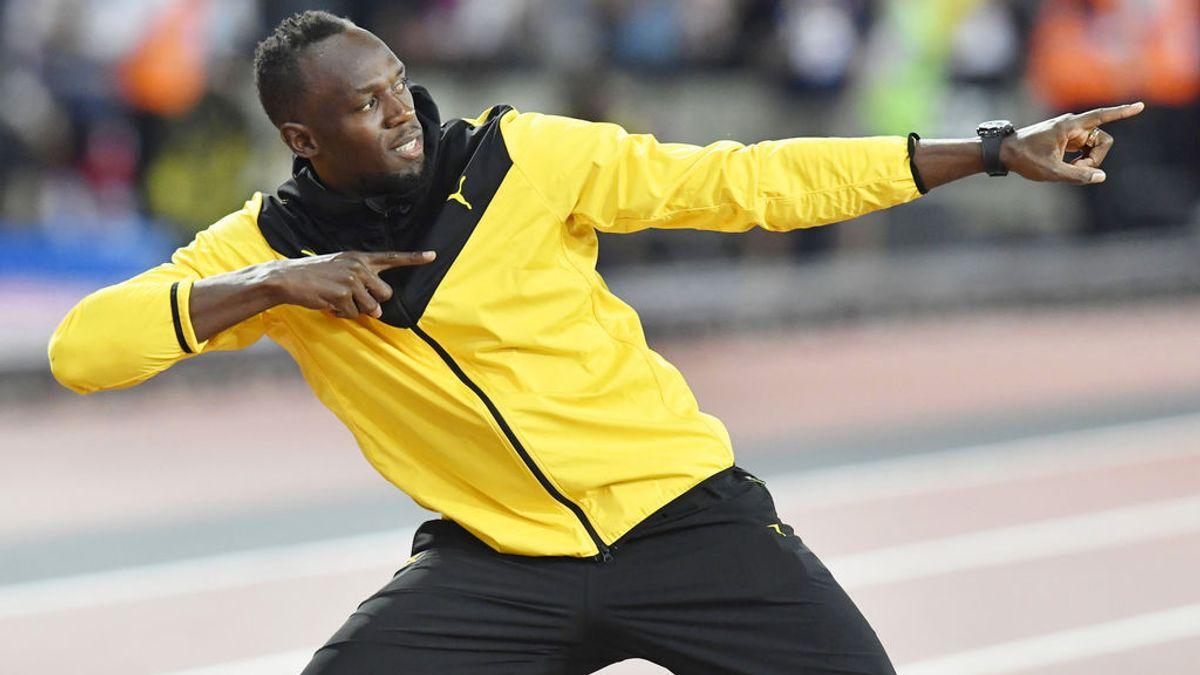 Usain Bolt se probará en el Borussia Dortmund buscando llegar al fútbol profesional