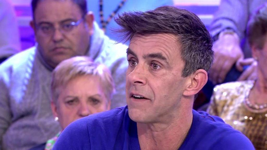 """Alonso Caparrós: """"He hablado con mi hermana y ha supuesto un intercambio muy positivo"""""""