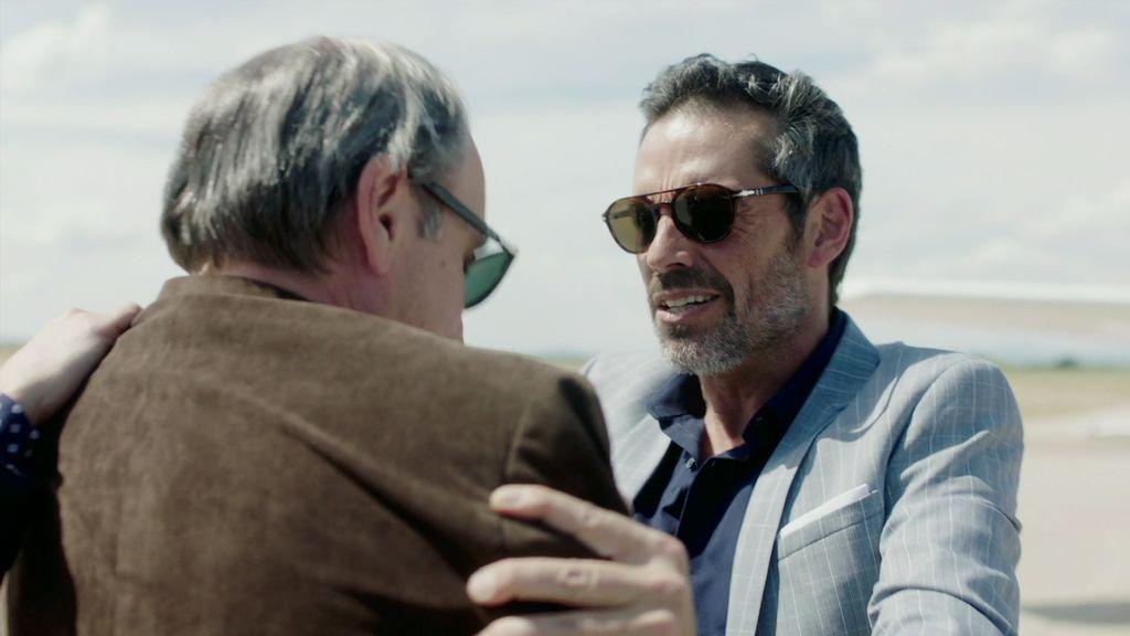 El mafioso Paul Bresson llega a Zarza para complicar aún más las cosas