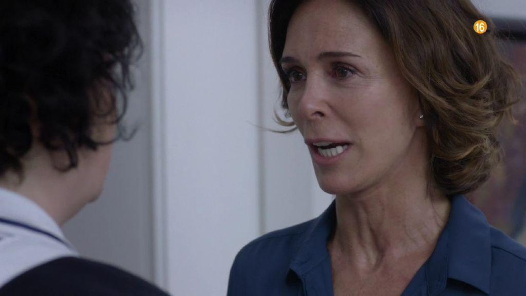 ¿Confiar o no confiar en Paula? Ese es el dilema de su madre