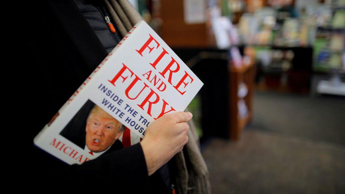 """Los diez secretos revelados en """"Fuego y furia"""" que enfurecen a Trump"""