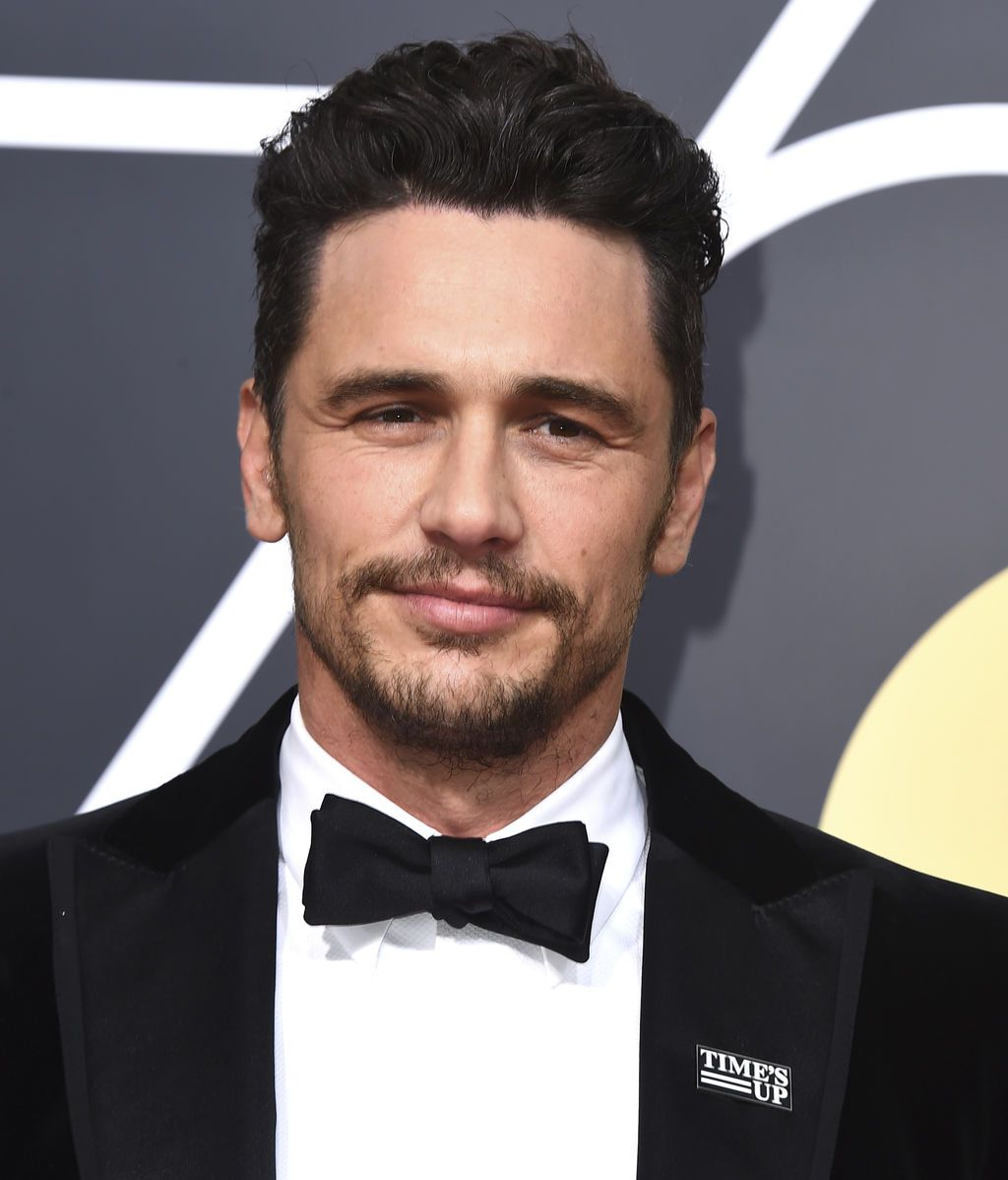 James Franco, acusado de acoso sexual por tres actrices tras ganar el Globo de Oro a Mejor Actor