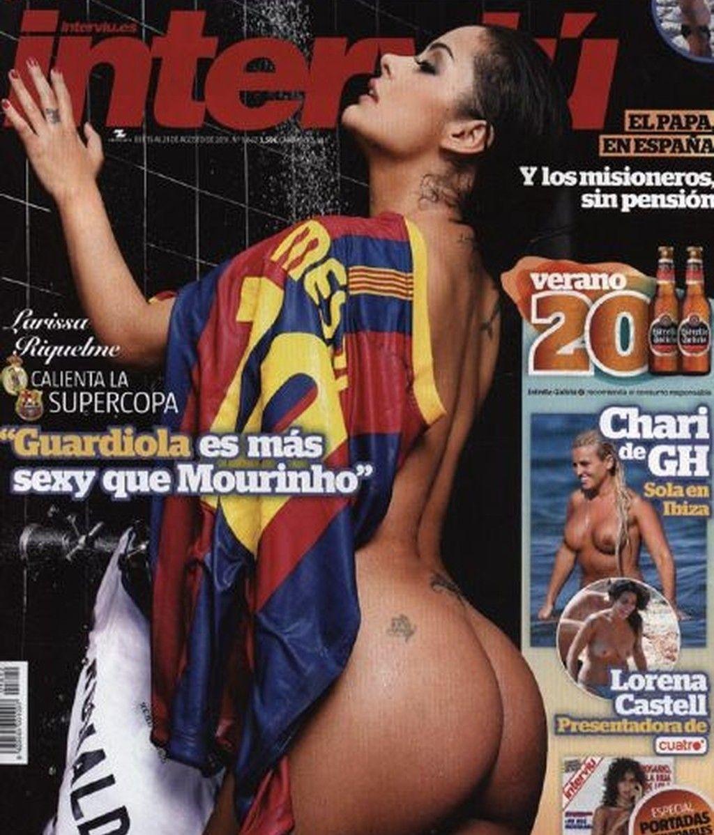 'Deportistas' que fueron portada de 'Interviú': la revista echa el cierre tras 42 años
