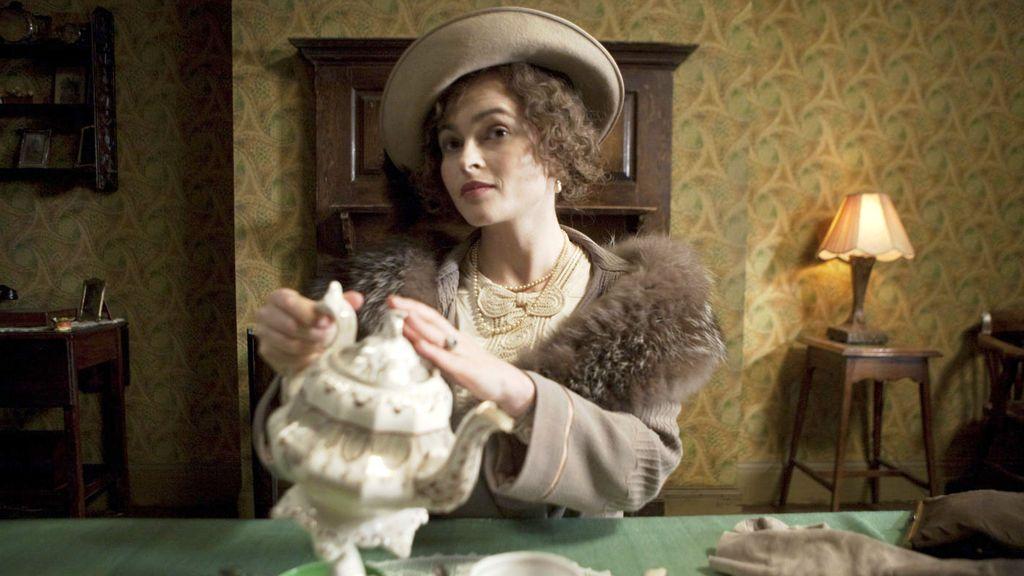 Helena Bonham Carter, en 'El discurso del Rey'.
