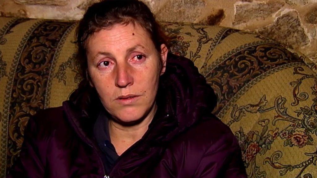 """La hermana de El 'Chicle': """"Por culpa de un desgraciado y un asesino su madre la ha encontrado así"""""""