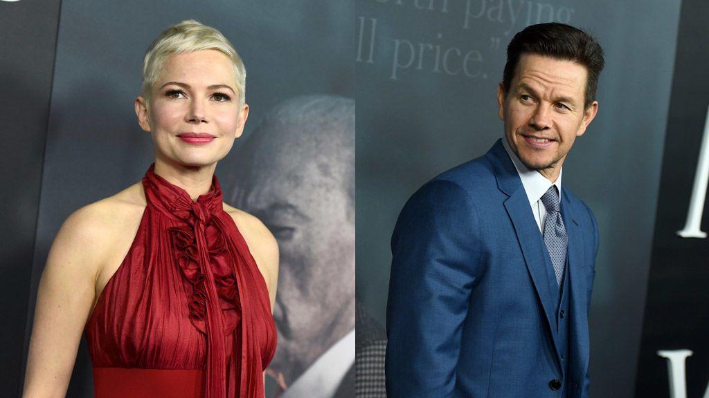 Mark Whalberg cobró 1,2 millones de euros más que Michelle Williams por volver a rodar 'Todo el dinero del mundo'