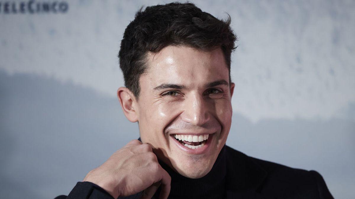 El actor Álex González denuncia que ha sido suplantado en redes sociales