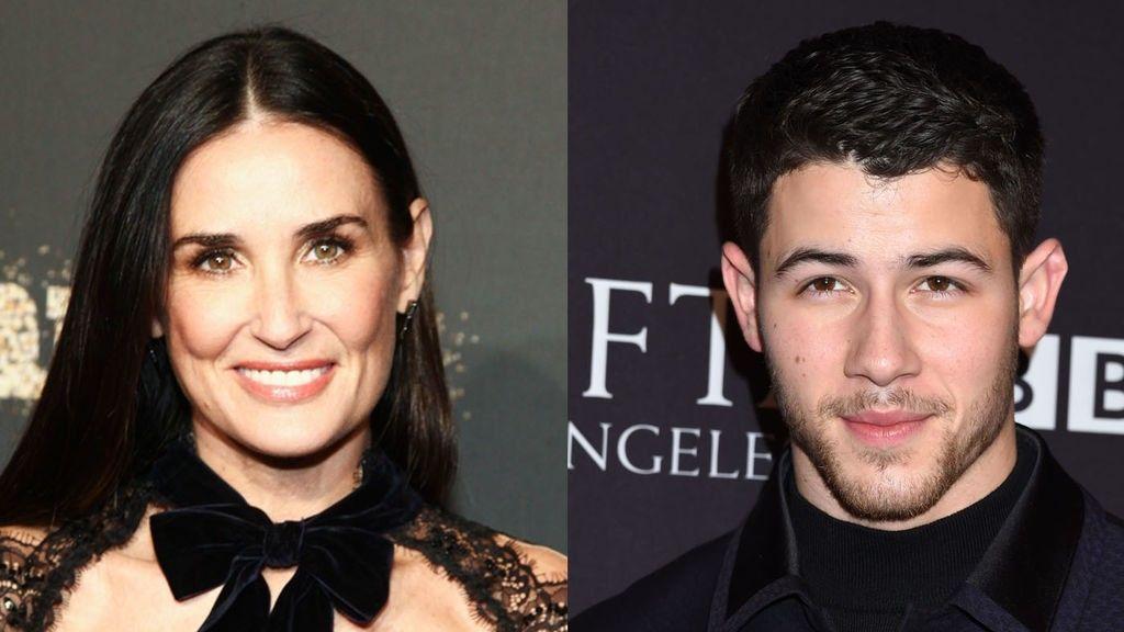 La relación entre Demi Moore y Nick Jonas vuelve a dejar al descubierto las críticas cuando en una pareja la mujer es mayor
