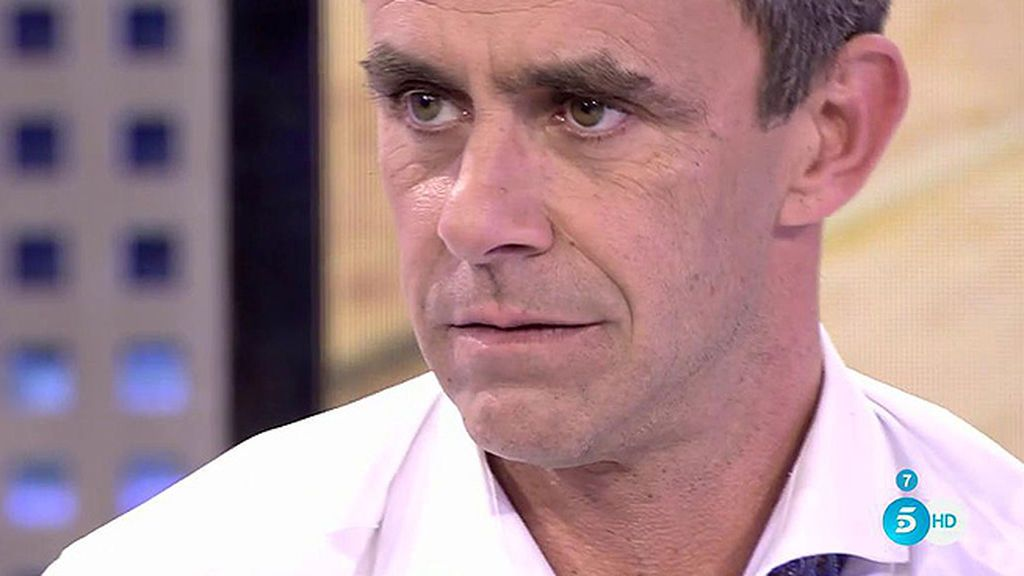 Alonso Caparrós, más cerca de la reconciliación familiar