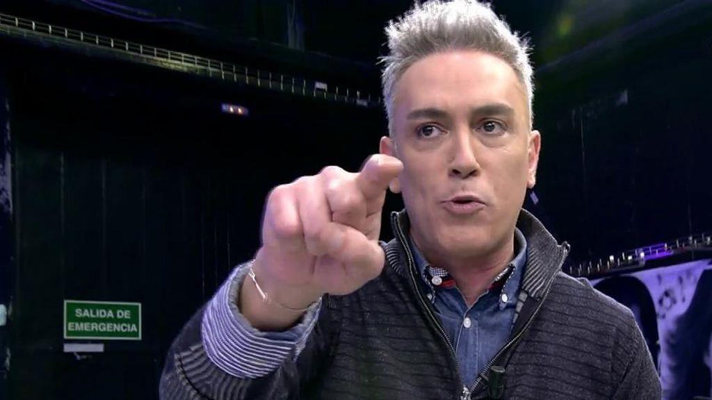 Andrés Caparrós intentó quitarle un programa de televisión a su hermano Alonso, según Kiko Hernández