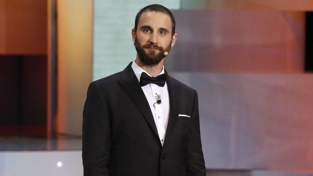 Dani Rovira, presentador de la gala de los Goya 2017.