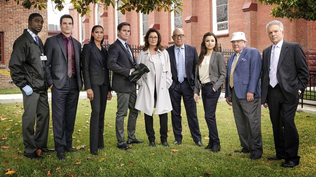 Temporada 6 de 'Major crimes'.