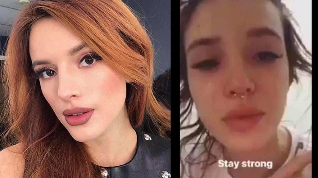 """Bella Thorne, sobre su violador: """"Vi su 'fuckingface' cada vez, no creo que nunca lo olvide"""""""