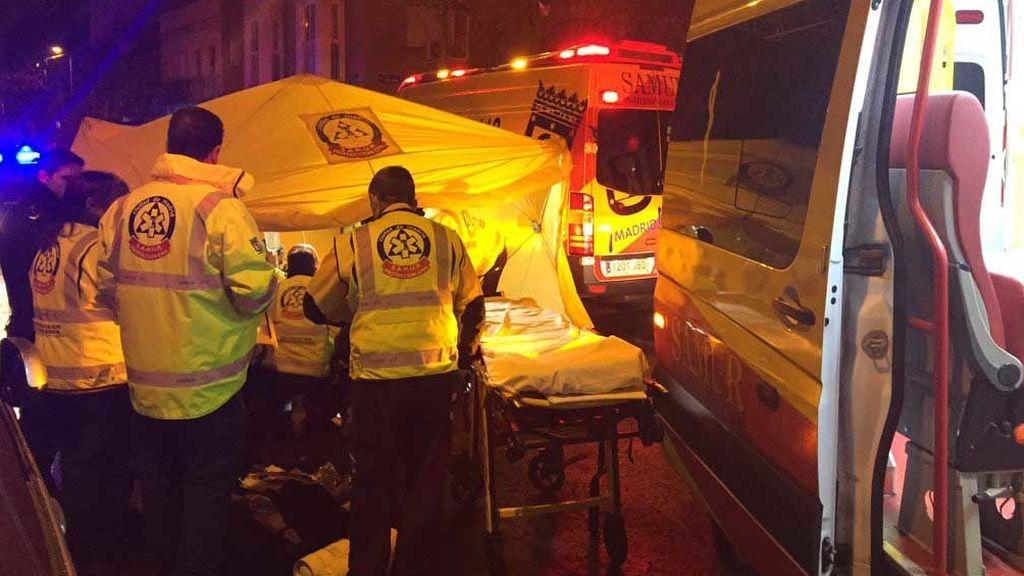 Muere una mujer atropellada en Madrid por un conductor que se dio a la fuga