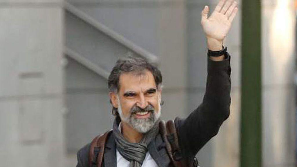 Jordi Cuixart asegura que la declaración de independencia fue simbólica
