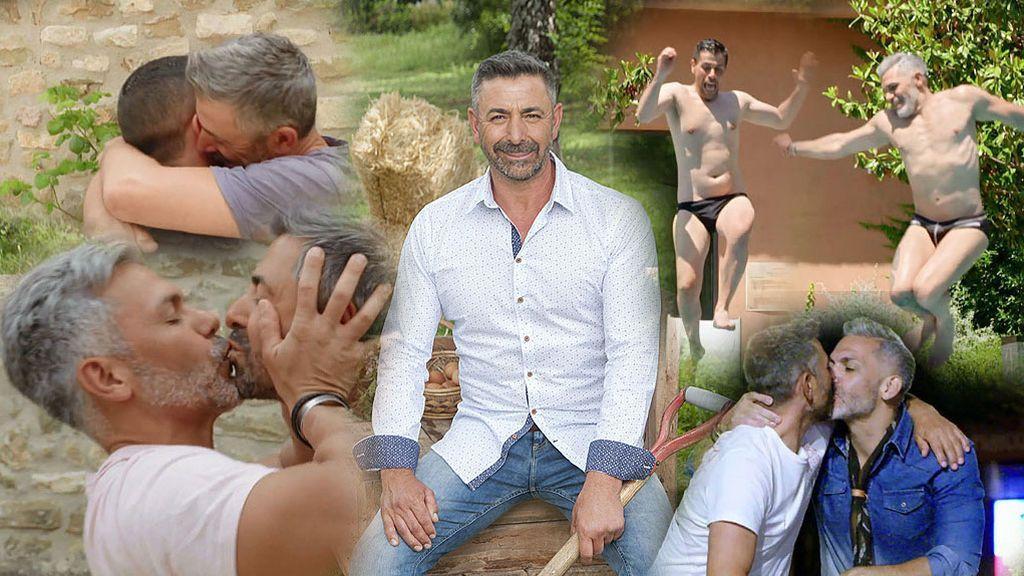 La divertida y pasional aventura de Facundo en 'Granjero busca esposa'
