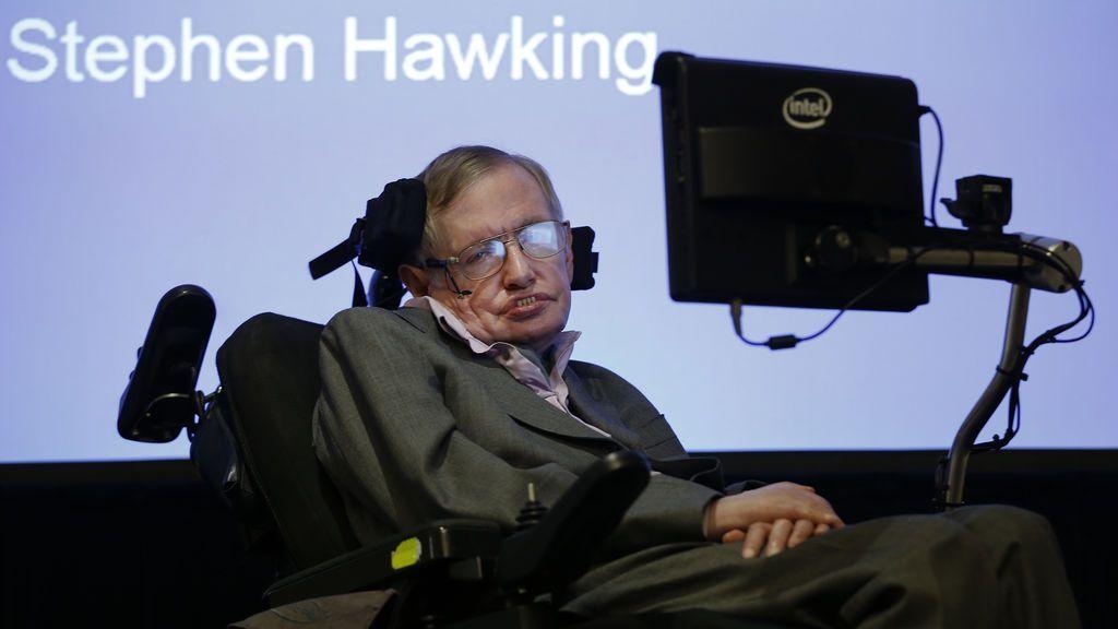 Stephen Hawking lanza un mensaje esperanzador para todas aquellas personas que sufren depresión