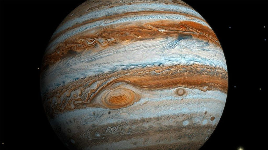 La misión Juno revela la gran equivocación que teníamos sobre Júpiter