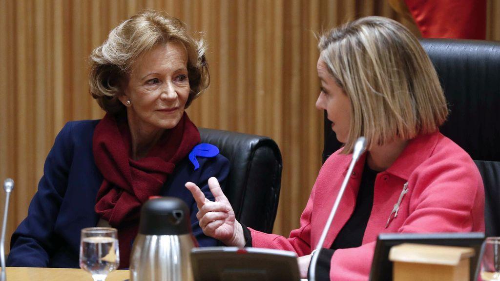 """La exministra Salgado dice que la gestión de la crisis por el Gobierno de Zapatero tuvo """"aciertos y errores"""""""