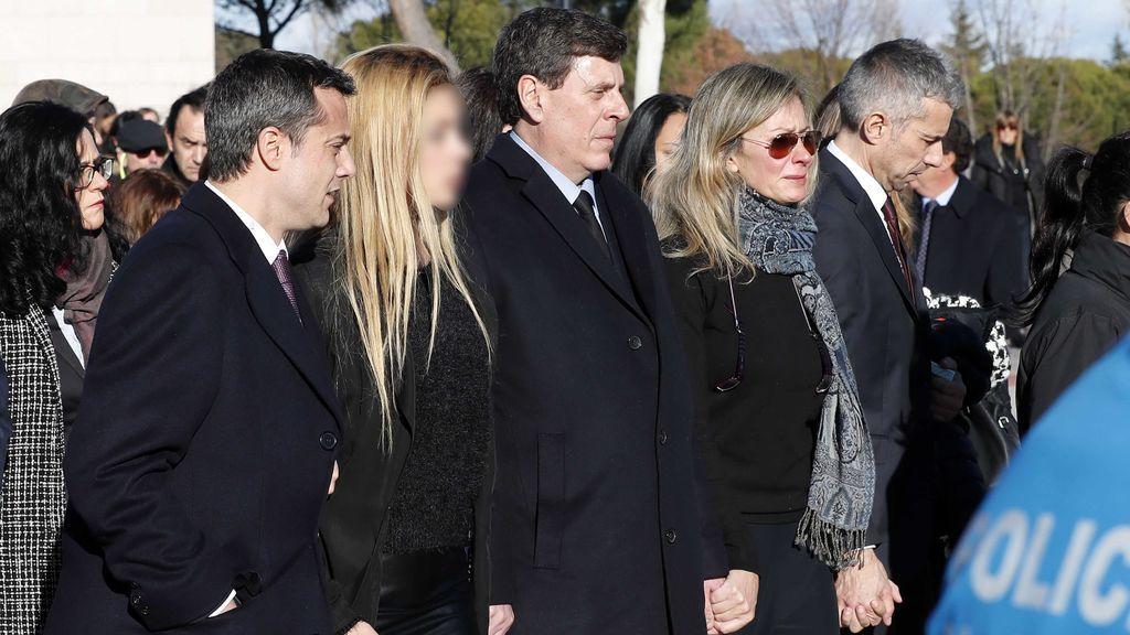 Despedida de Diana Quer con una ceremonia privada en el Tanatorio de Madrid