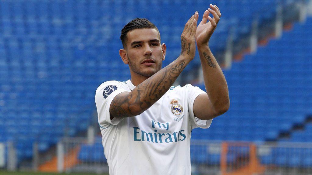Theo presume de su fichaje por el Real Madrid y sus 'haters' no tienen piedad