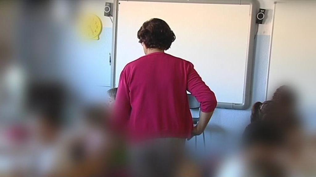 """Violencia en las aulas: """"Un alumno me preguntó qué pasaba si me agredía"""""""