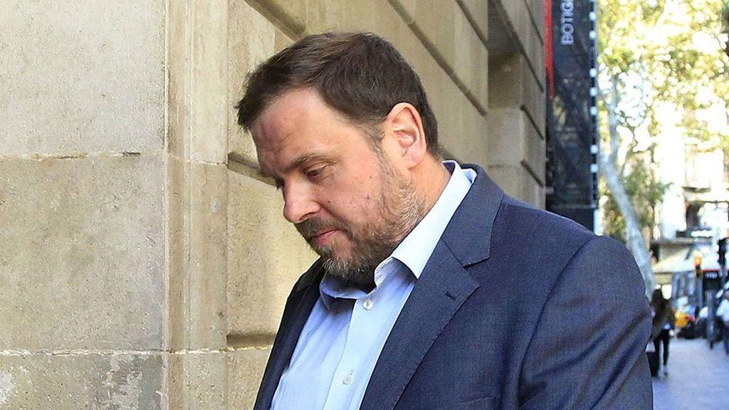 El juez rechaza que Junqueras, Forn  y Sánchez tomen posesión en el Parlament