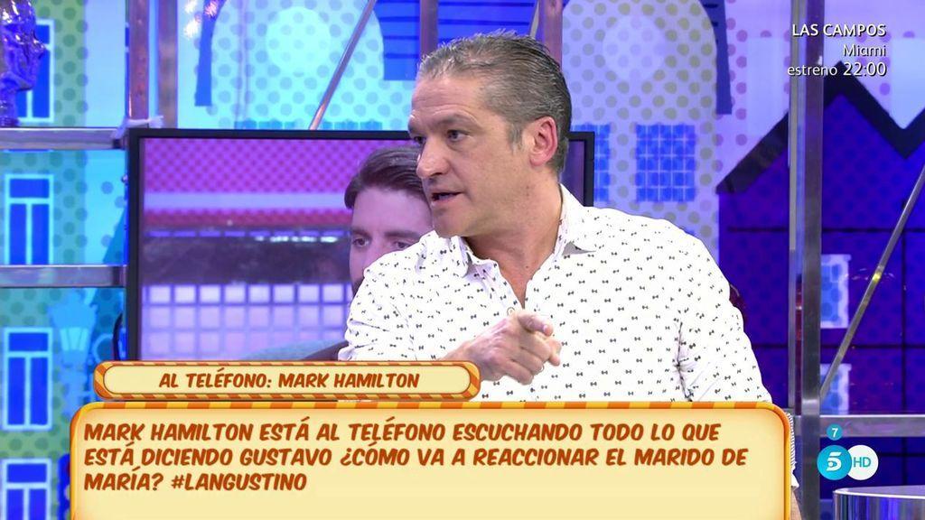"Gustavo González, sobre Mark Hamilton: ""¡Es un sinvergüenza!"""