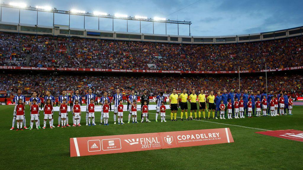 Copa del Rey: Leganés-Real Madrid, Espanyol-Barça, Atlético-Sevilla ...