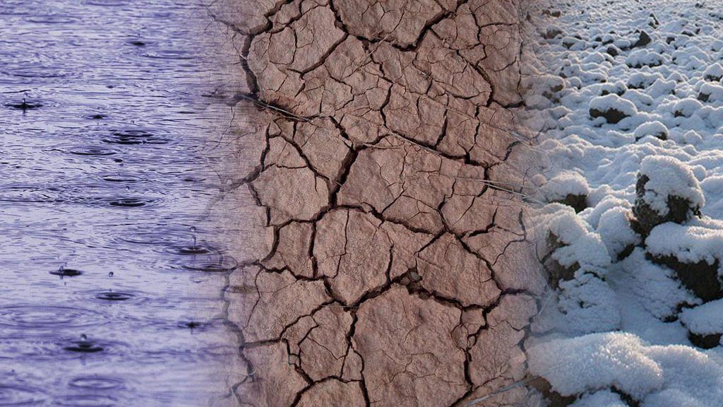 ¡Stop sequía! Las precipitaciones que han caído en una semana, reducen la falta de lluvia en un 10%