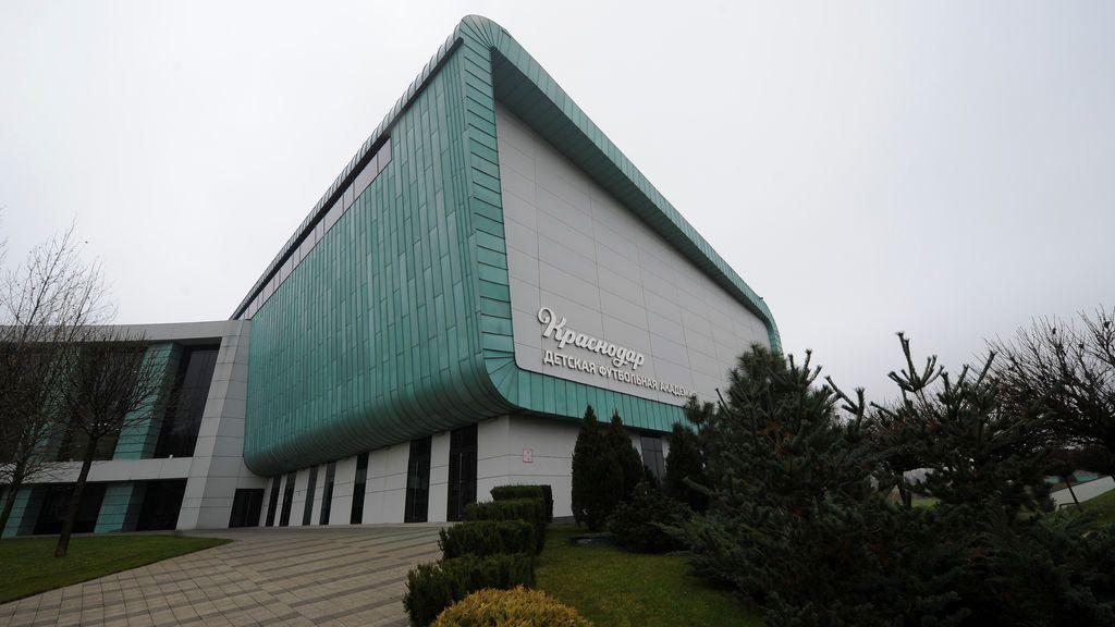 La localidad de Krasnodar será la sede de España en el Mundial de Rusia