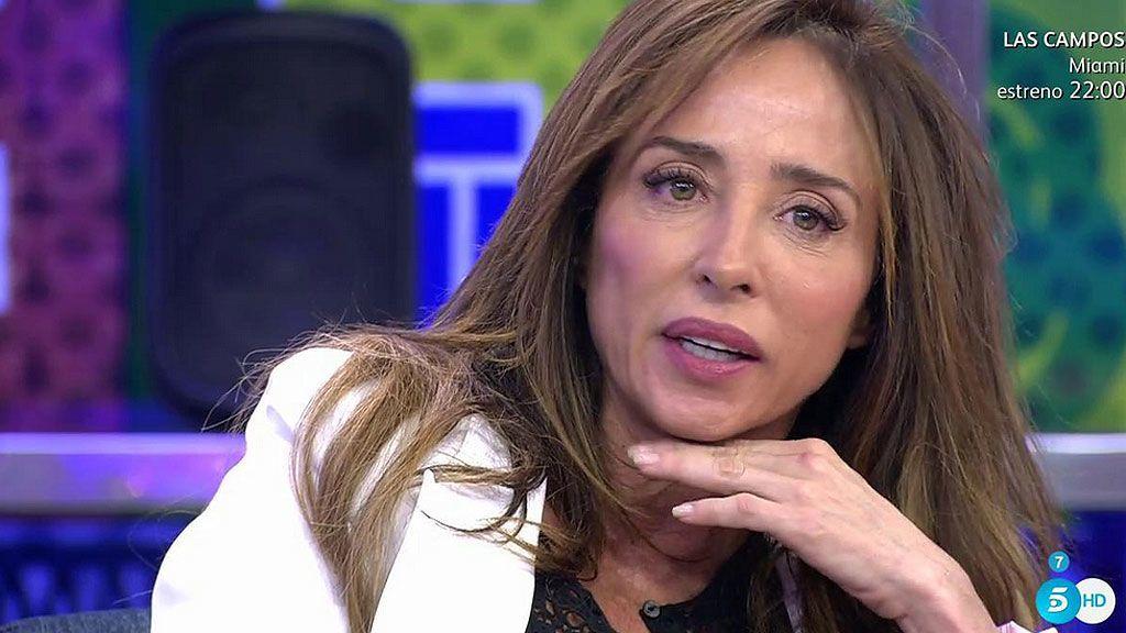 """María Patiño: """"A mí sí me consta que María sigue traicionando a Gustavo"""""""