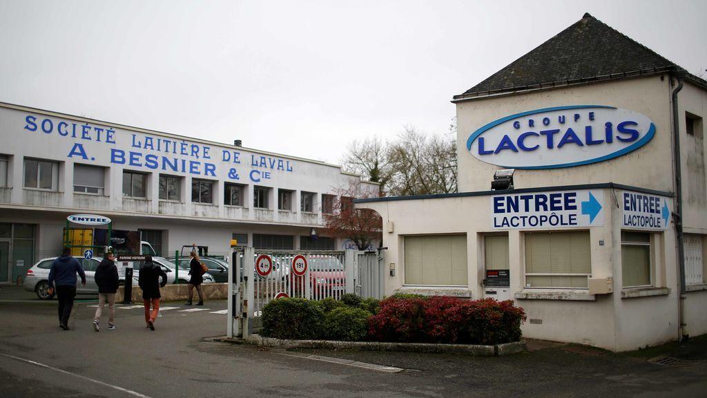 Confirmado en España un caso de salmonelosis en un bebé por la leche contaminada de Lactalis