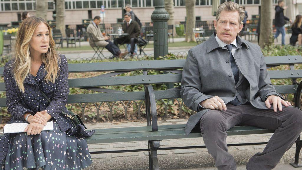 Sarah Jessica Parker intenta rehacer su vida en la segunda temporada de 'Divorce'