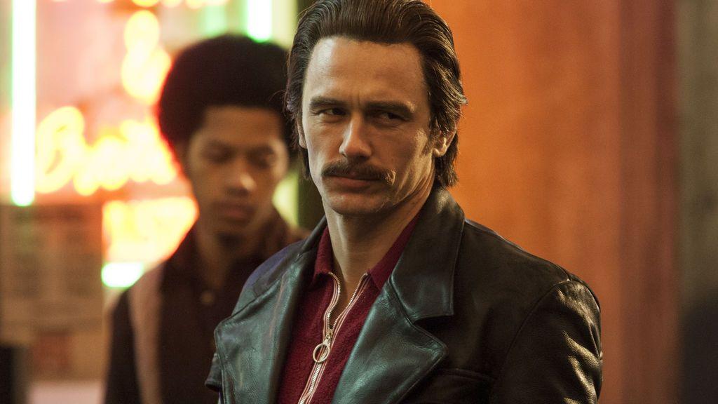 James Franco encarna a los gemelos Vincent y Frankie Martino en 'The deuce'.
