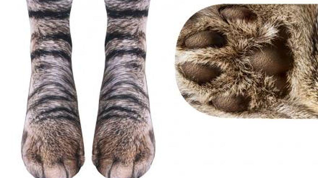 Calcetines gato