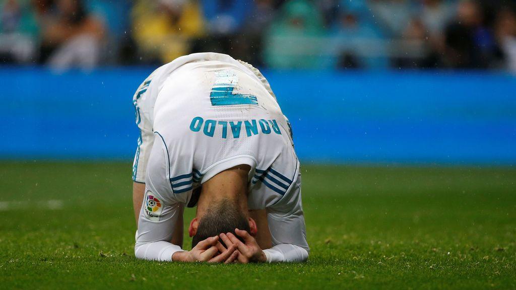 El Real Madrid se hunde en el Bernabéu (0-1)