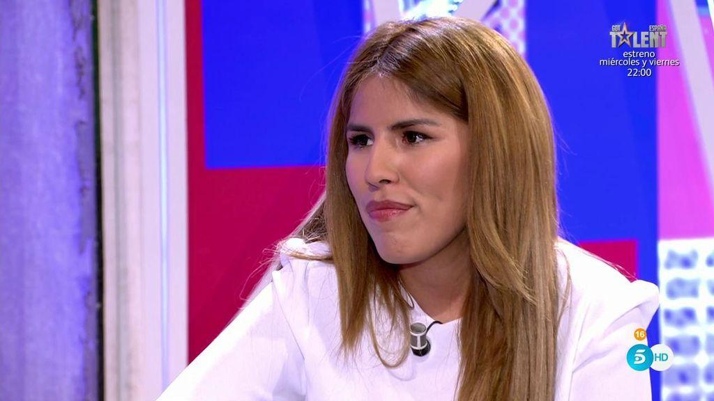 """Isa Pantoja cuenta cómo su madre """"prohibió"""" la entrada de Alberto Isla a Cantora"""