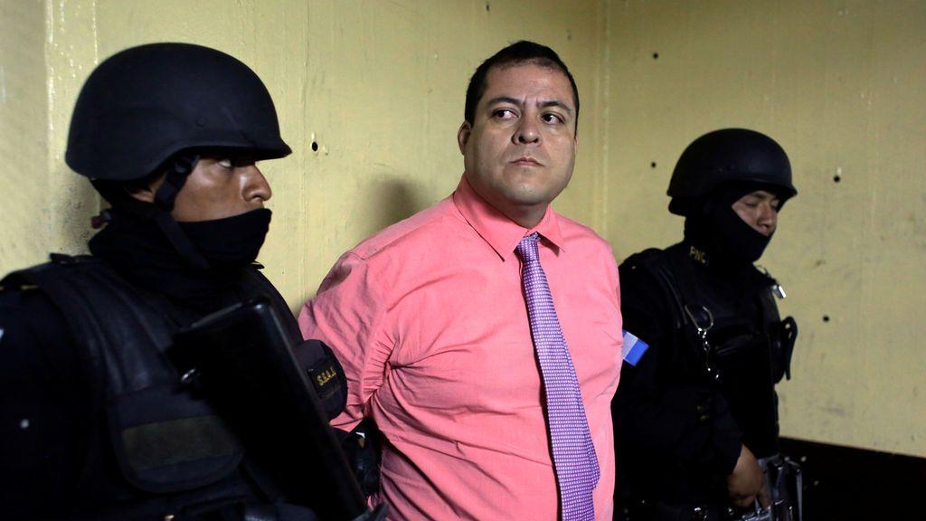 Detenido un diputado oficialista de Guatemala por el asesinato de dos periodistas