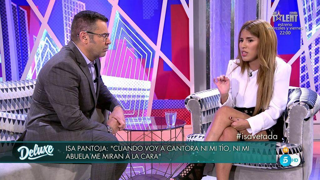 "Chabelita, sobre su madre Isabel Pantoja: ""Lleva una vida triste, me da pena"""