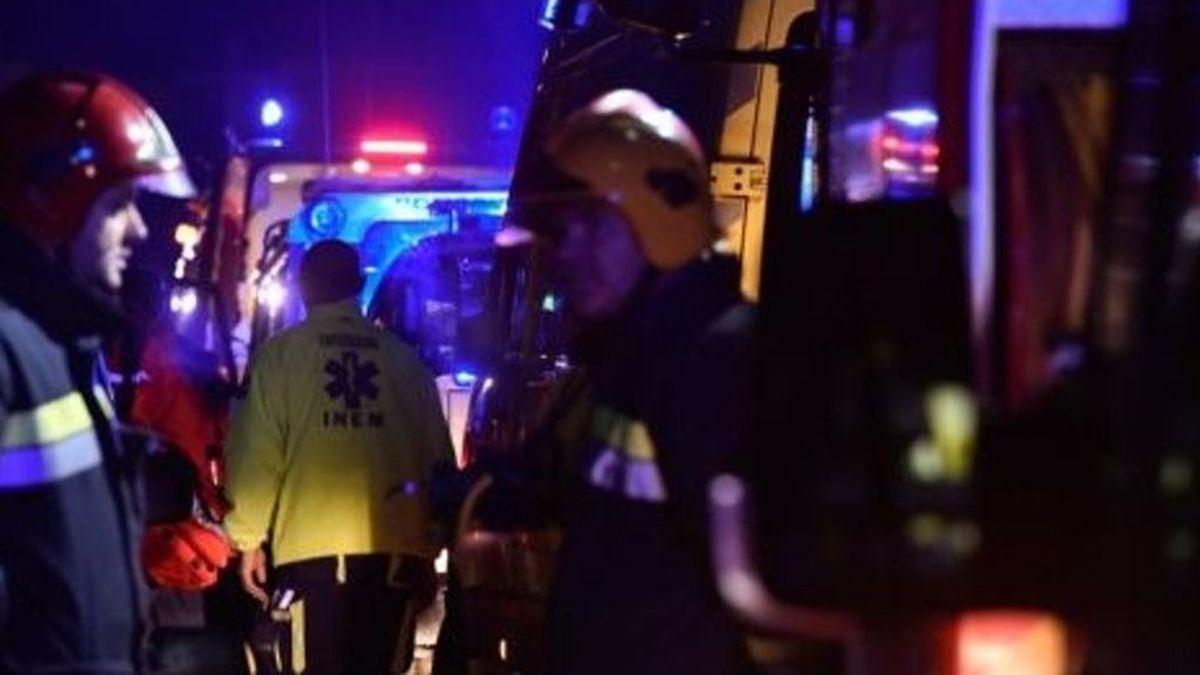 Asciende a ocho el número de muertos por un incendio a las afueras de Lisboa