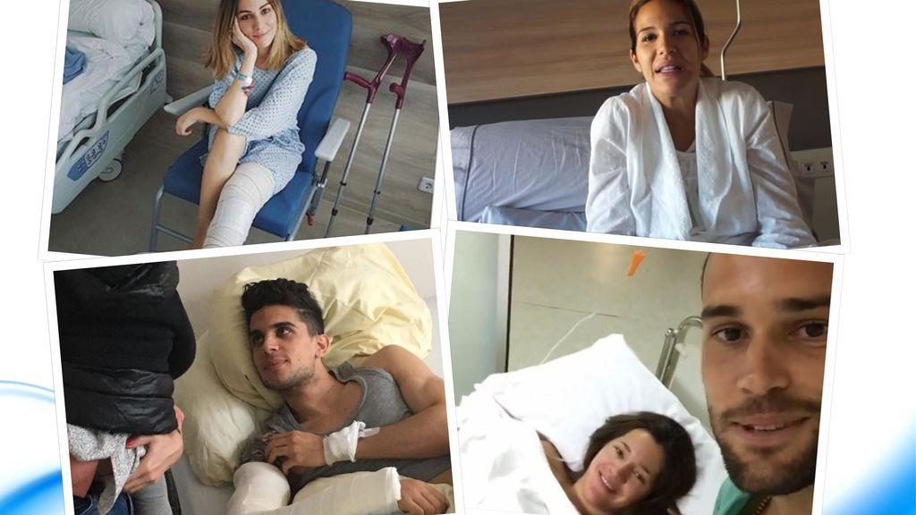 Los famosos inventan teleparte médico VIP a través de sus redes sociales 🚑🤒📲