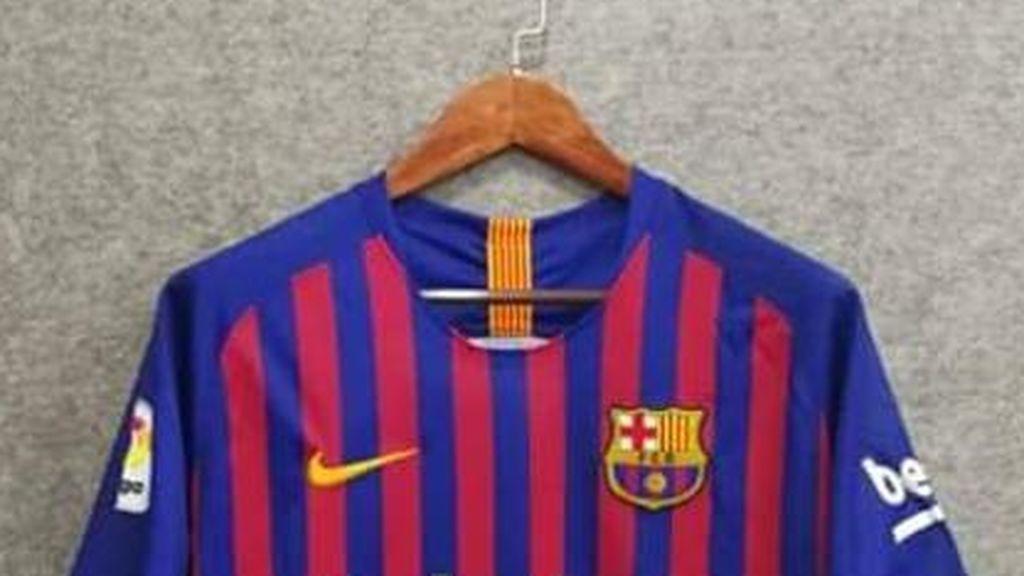 Footy Headlines filtra la camiseta del Barcelona para la temporada 2018-19