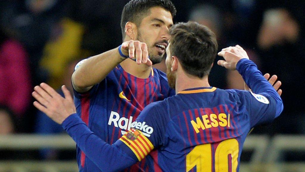No hay maldición ni equipo que pueda con este Barcelona (2-4)