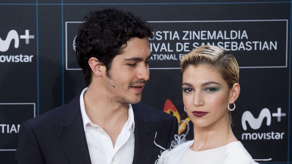 Úrsula Córbero felicita al 'amor de su vida', Chino Darín, en el día de su cumpleaños🎂😍