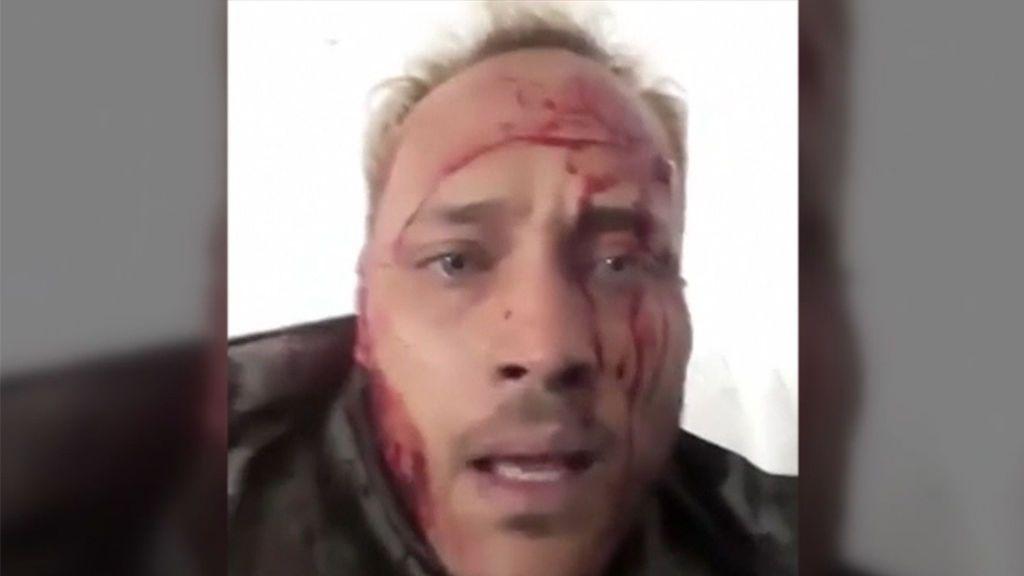El fugitivo más buscado de Venezuela retransmite el momento en que es acorralado por las fuerzas de Maduro