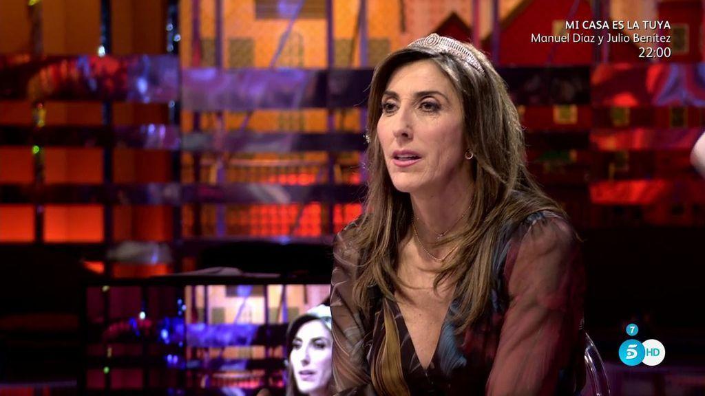 """Paz Padilla, a María Lapiedra:"""" ¿Crees que a todos nos convences de tus historias y tus mentiras?"""""""