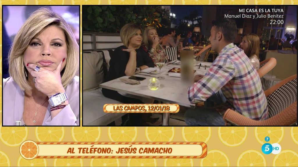 ¡Secreto descubierto! La 'proposición' que recibió Terelu en Miami era una broma