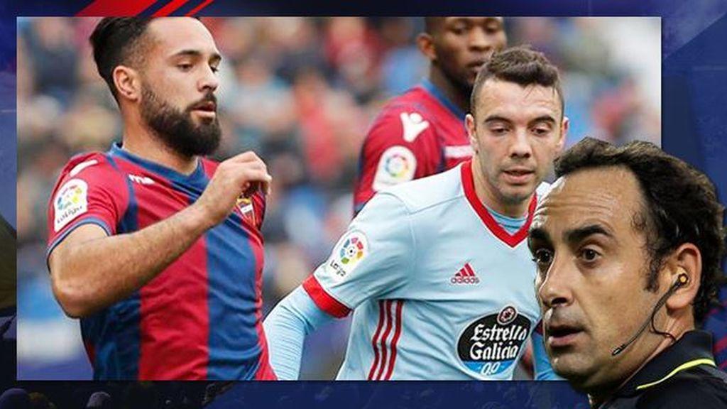 """Iturralde González, tras el incidente entre Aspas y Lerma: """"Los clubes han echado abajo la ley contra el racismo"""""""